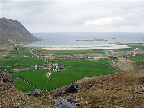 fredvang lofoten kart Lofoten Torvmuseum, Fredvang fredvang lofoten kart